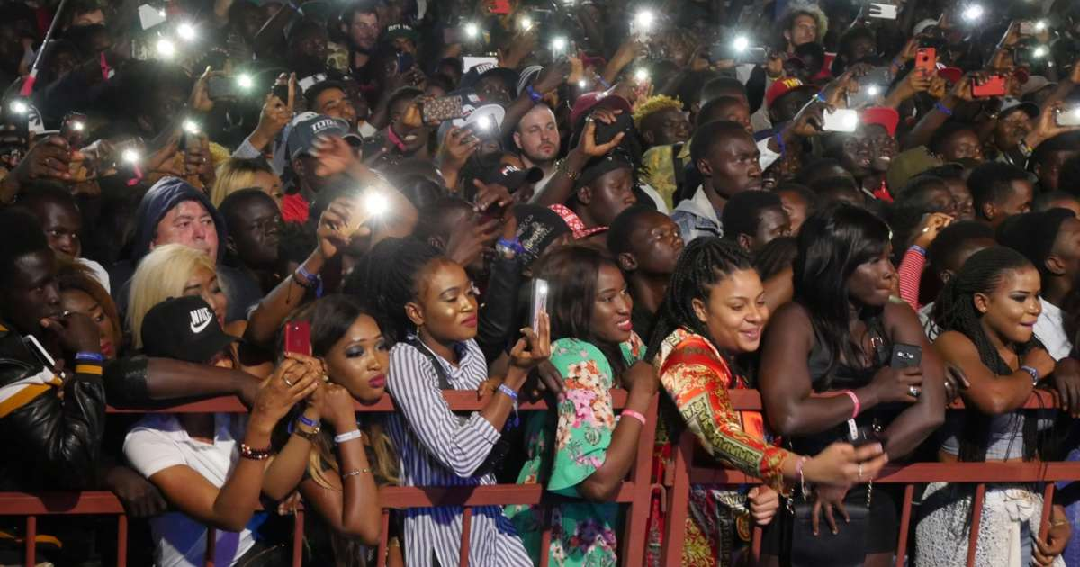 West Africa's hardest partying country: How OneForce amplified The Gambia's revolution