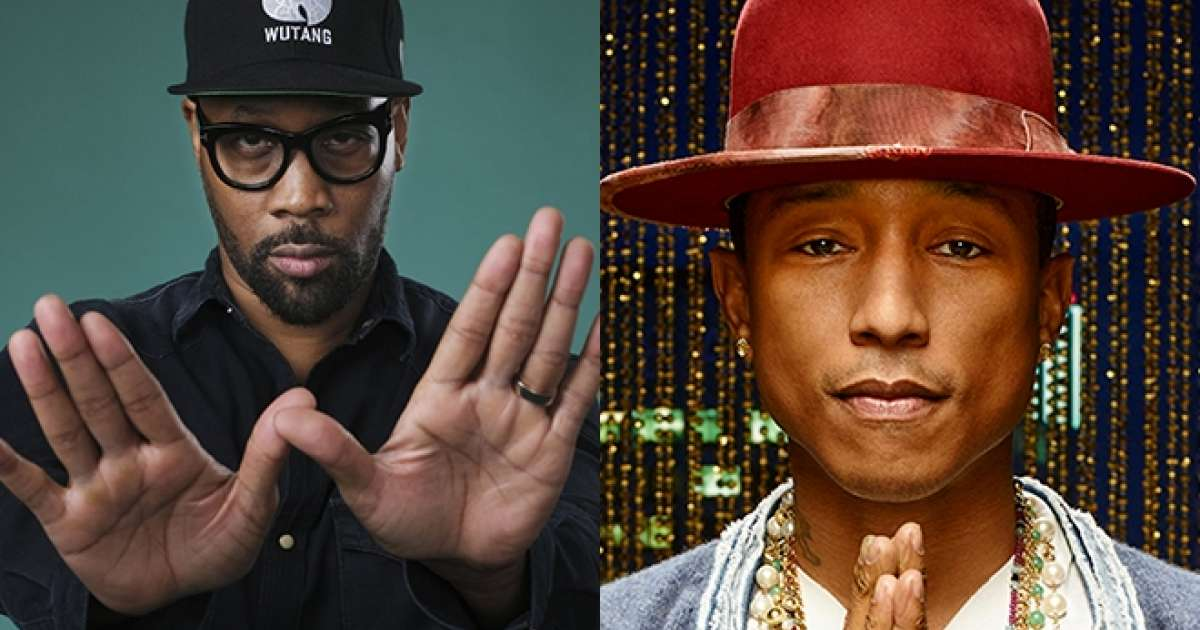 Wu Tang Clan's RZA and Pharrell Williams nominated for Emmy Awards