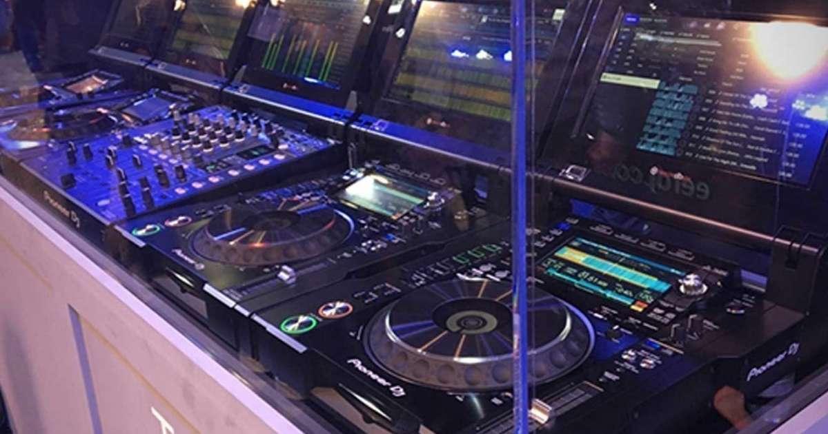 Pioneer reveals new CDJs and mixer