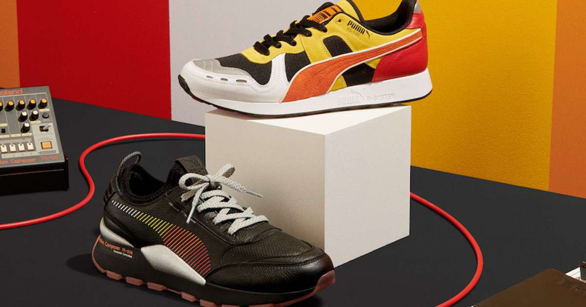 25f1bb248f1 Roland and Puma have got a second 808-inspired collaboration on the way -  Galleries - Mixmag