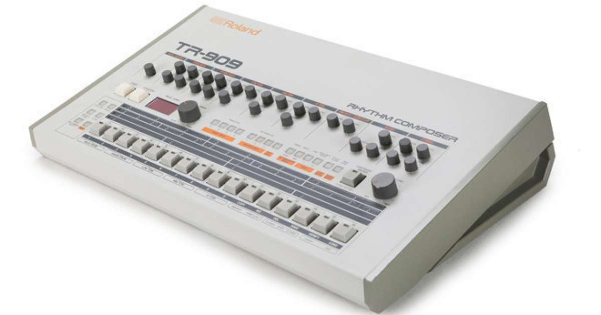 Roland Teases A Remake Of The Tr 909 Tech Mixmag