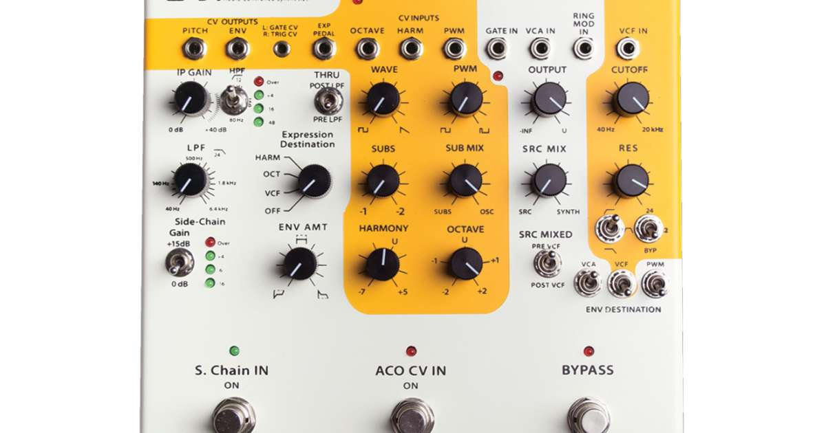 5 of the best new semi-modular synths - Tech - Mixmag