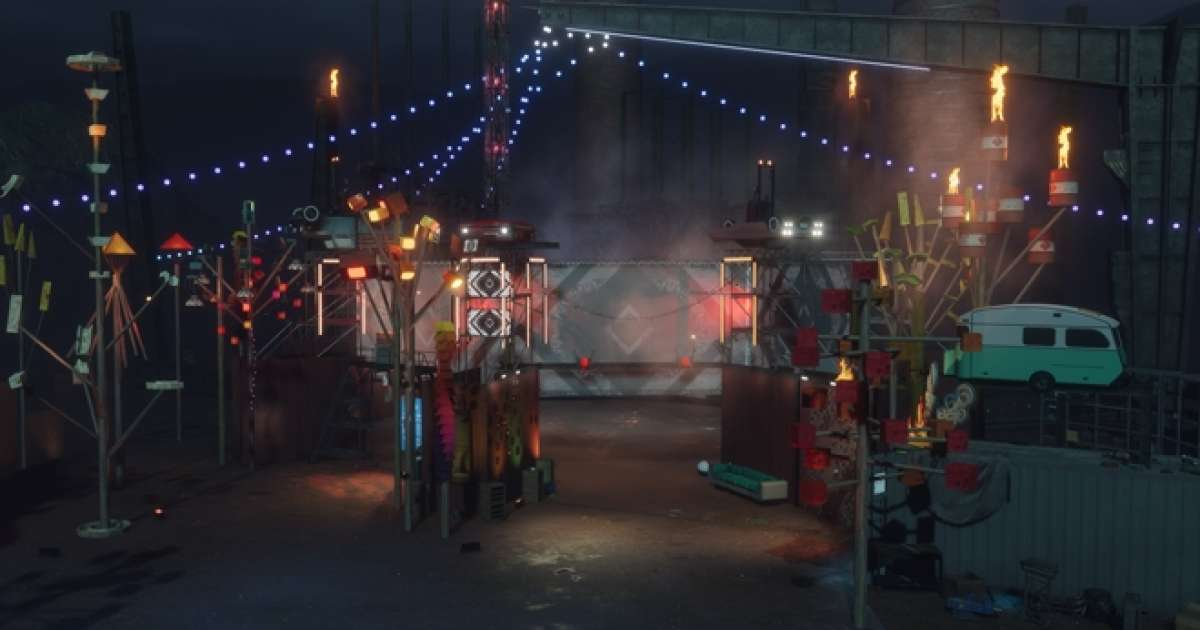 Glastonbury's epic Shangri-La arena is turning into a virtual reality festival