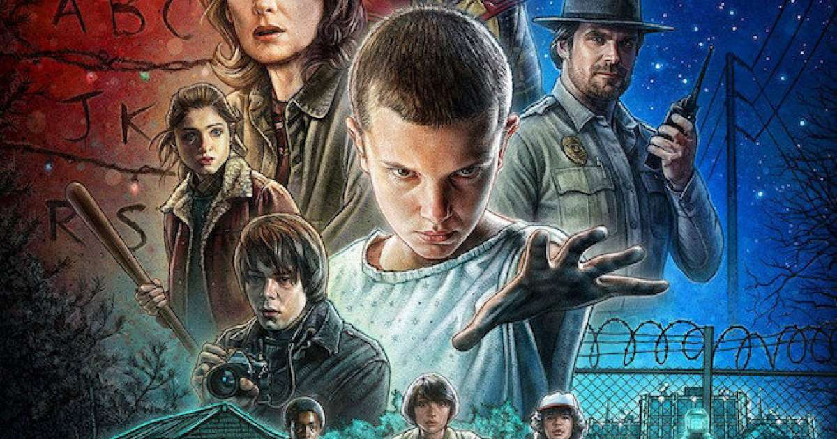 Meet the music producers of Stranger Things' electronic side project
