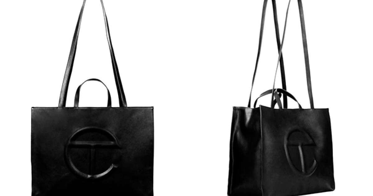 Telfar says his bag prices are based on a DJ's fee