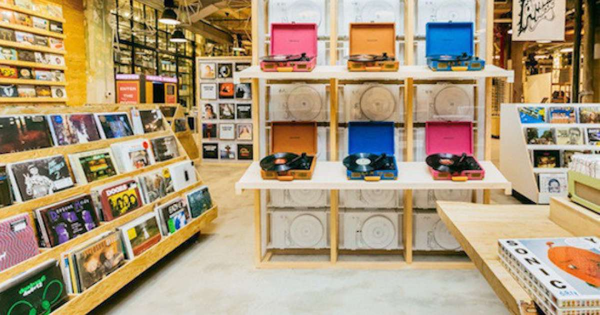Urban Outfitters To Curate And Press Their Own Vinyl