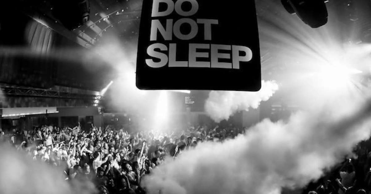 Ibiza 39 s do not sleep lands in new york city with darius for What do you know about acid house music