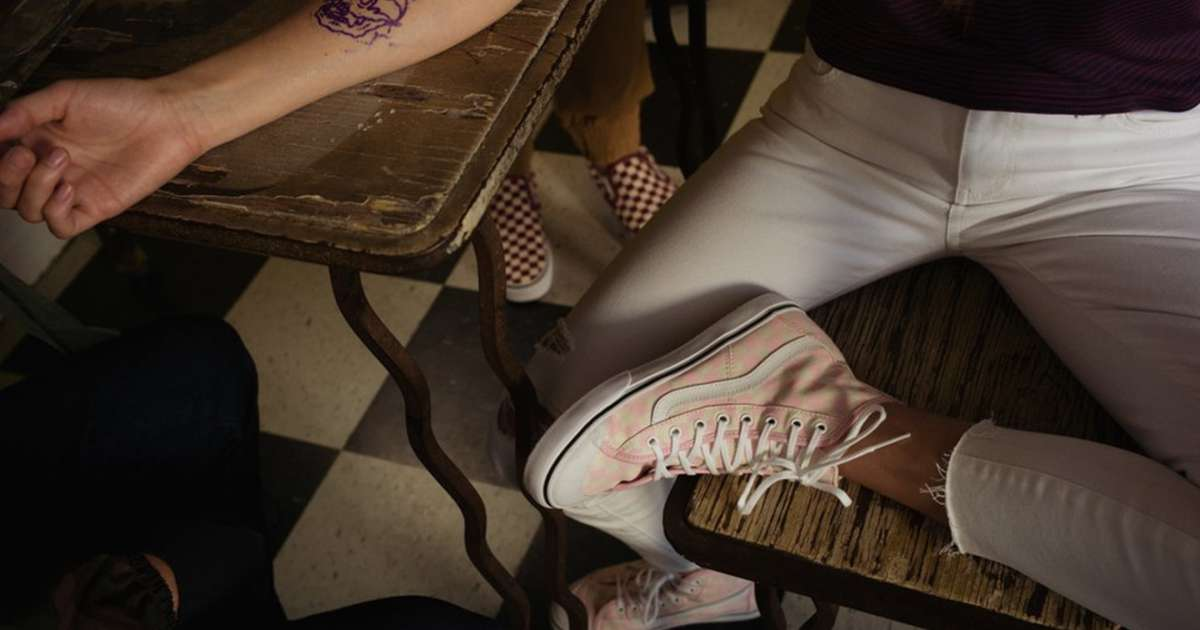 82236492c09b61 Vans spring checkerboard collection - Fashion News - Mixmag