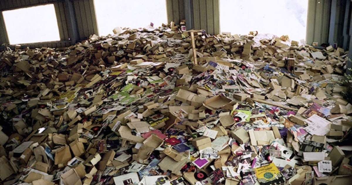 Hoarding is officially a medical disorder