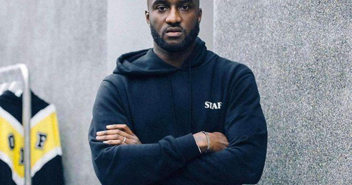 Virgil Abloh is taking time off for his health