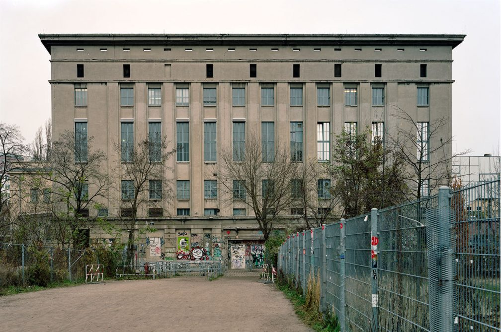 Photos Of People You Might Find At Berghain