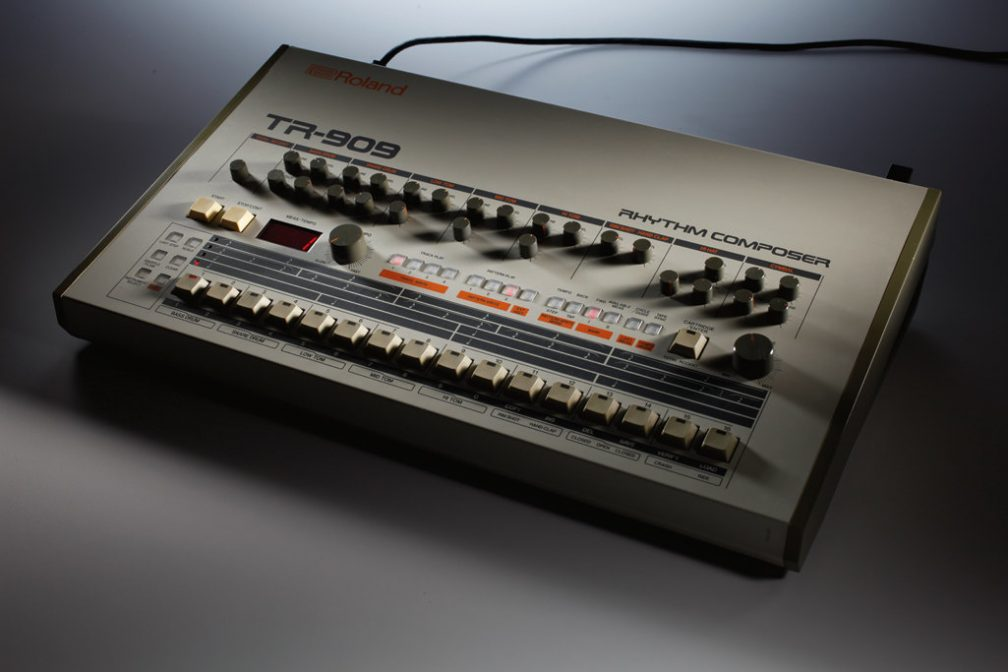 9 of the best 909 tracks using the TR-909
