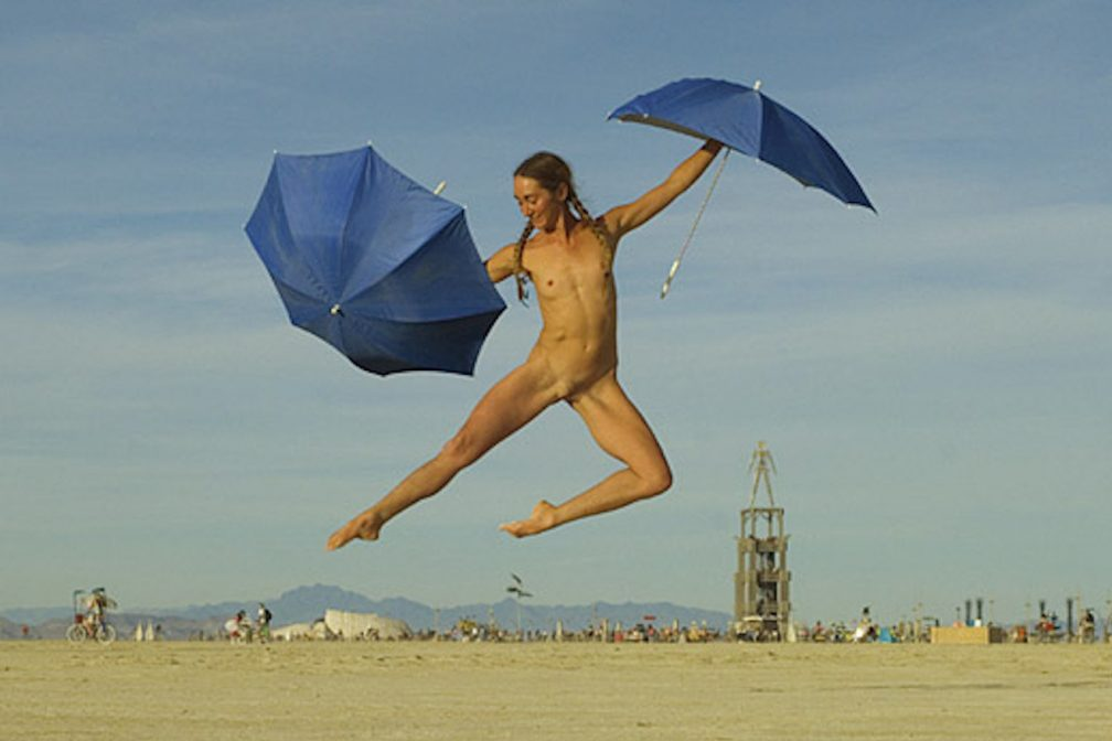 Our favourite photos from the history of Burning Man ...