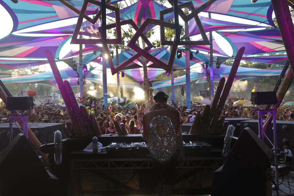 San Francisco c7126 4c220 Rainbow Serpent 2018: Fire, sweat and techno - Reviews - Mixmag