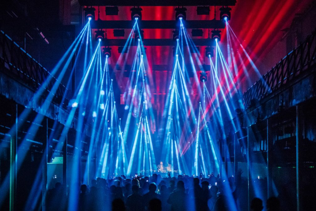Snapped Printworks London Opening Night News Mixmag