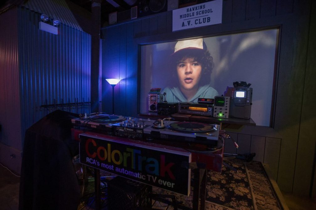 Party in the Upside Down at the 'Stranger Things' Pop-Up Bar
