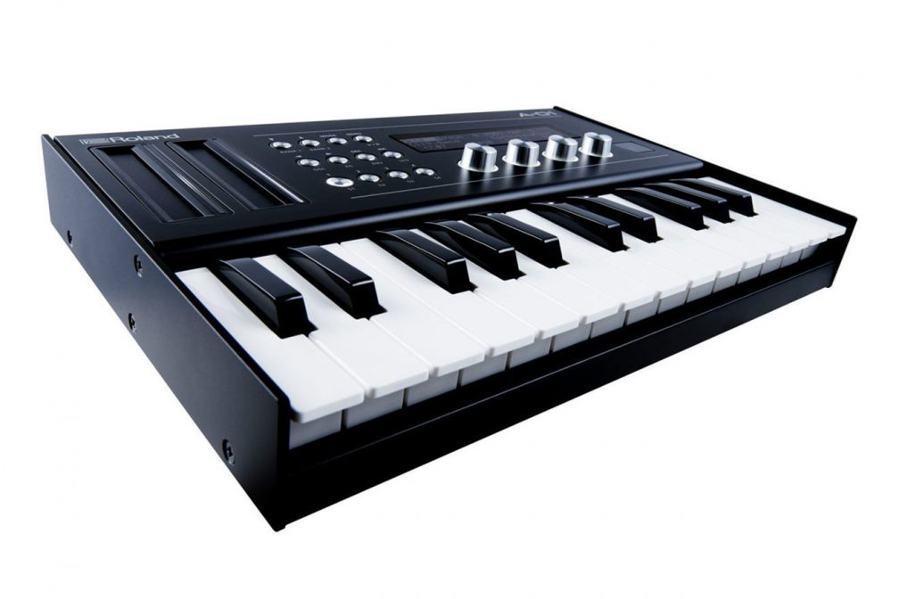Roland announces A-01 MIDI controller and SYSTEM-500 synth