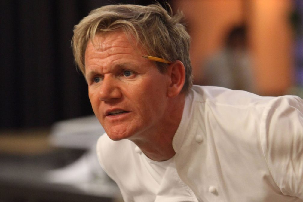 people are fuming gordon ramsay isn 39 t actually on cocaine in his new tv show news mixmag. Black Bedroom Furniture Sets. Home Design Ideas