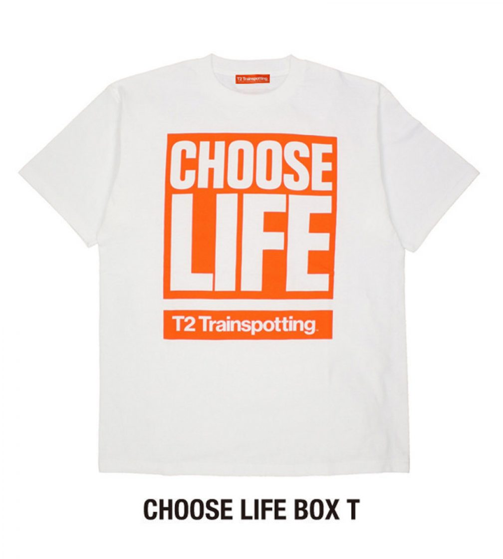 6f7667b9a39a Kit out your life with this new Trainspotting 'Choose Life' merchandise