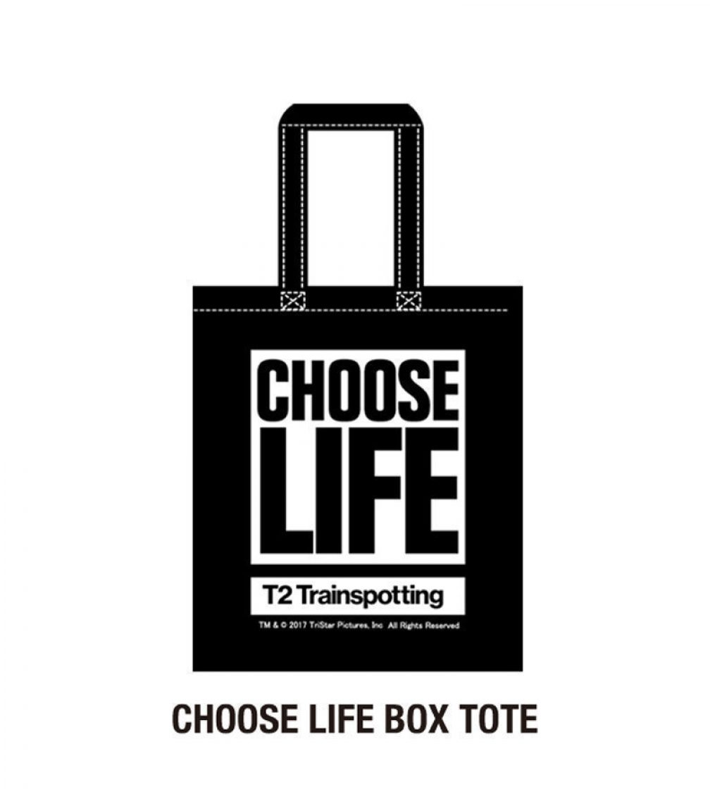 Kit Out Your Life With This New Trainspotting 'Choose Life