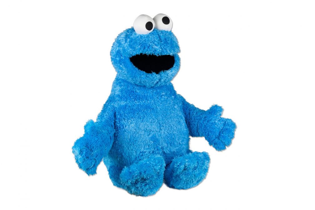 Cocaine found inside Cookie Monster doll after traffic stop in Florida Keys