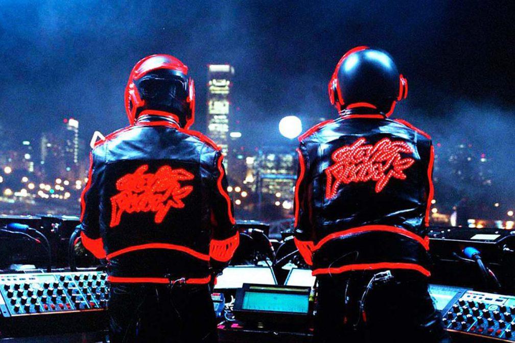 Around The World The Best Daft Punk Live Footage Blog
