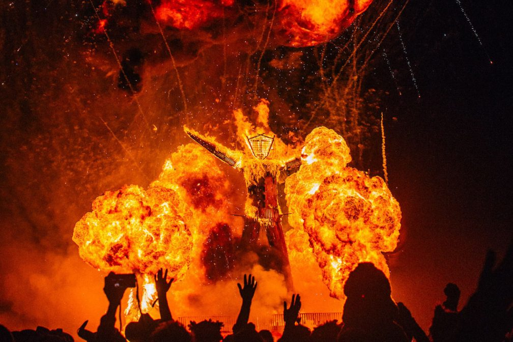 Burning Man 2015: Pictures, Facts, History, Photos Of
