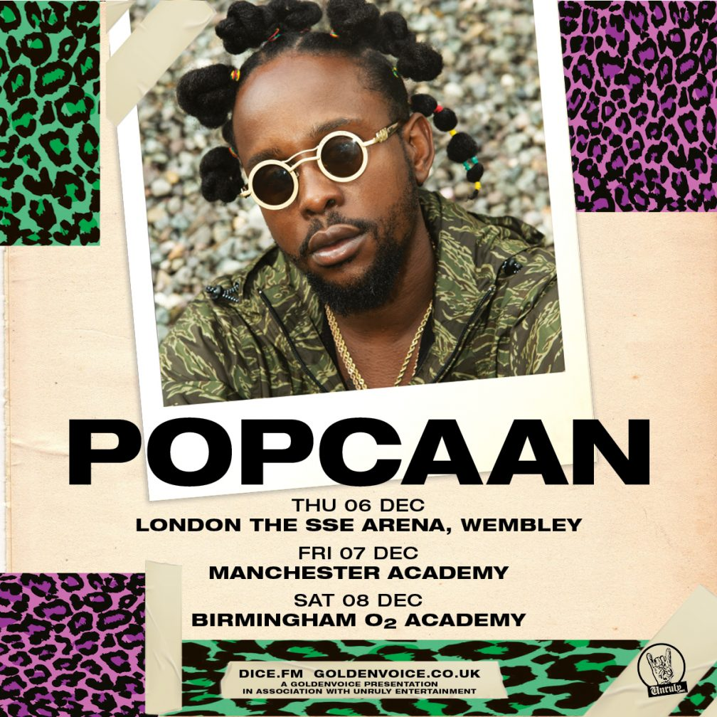 Popcaan is heading on a UK tour - News - Mixmag