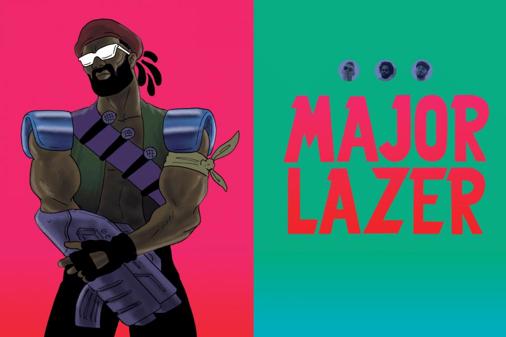 Major Lazer Tour