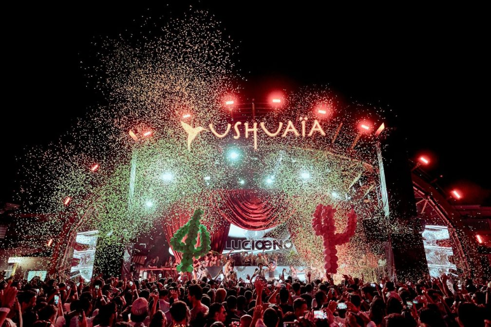 DYSTOPIA at Ushuaïa Ibiza is the most surreal party on the