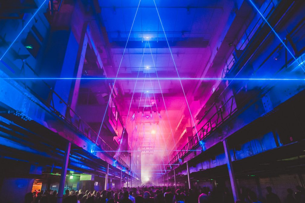 The Parties Are Going To Be MASSIVE At The New Printworks Venue