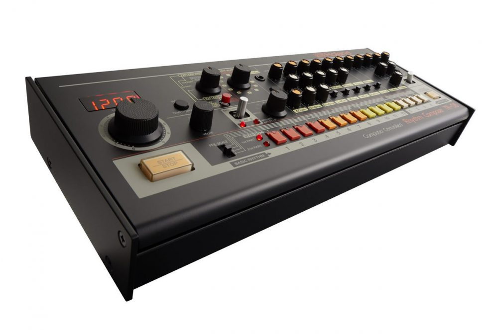 Roland Launch Compact TR-808 Drum Machine Reissue