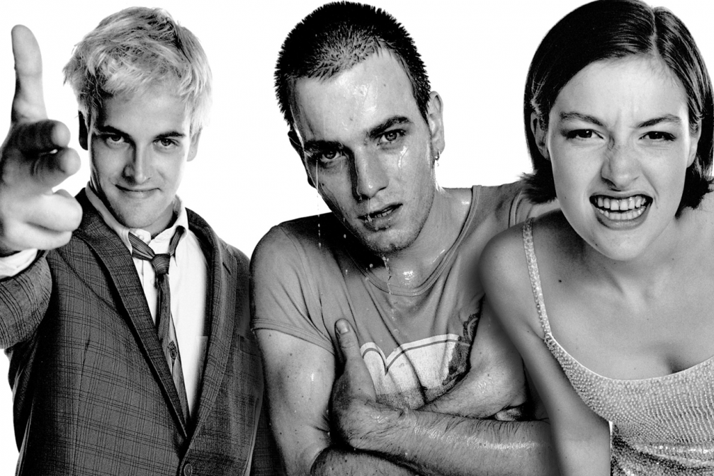 Swell Top 10 Trainspotting Scenes Blog Mixmag Hairstyles For Men Maxibearus
