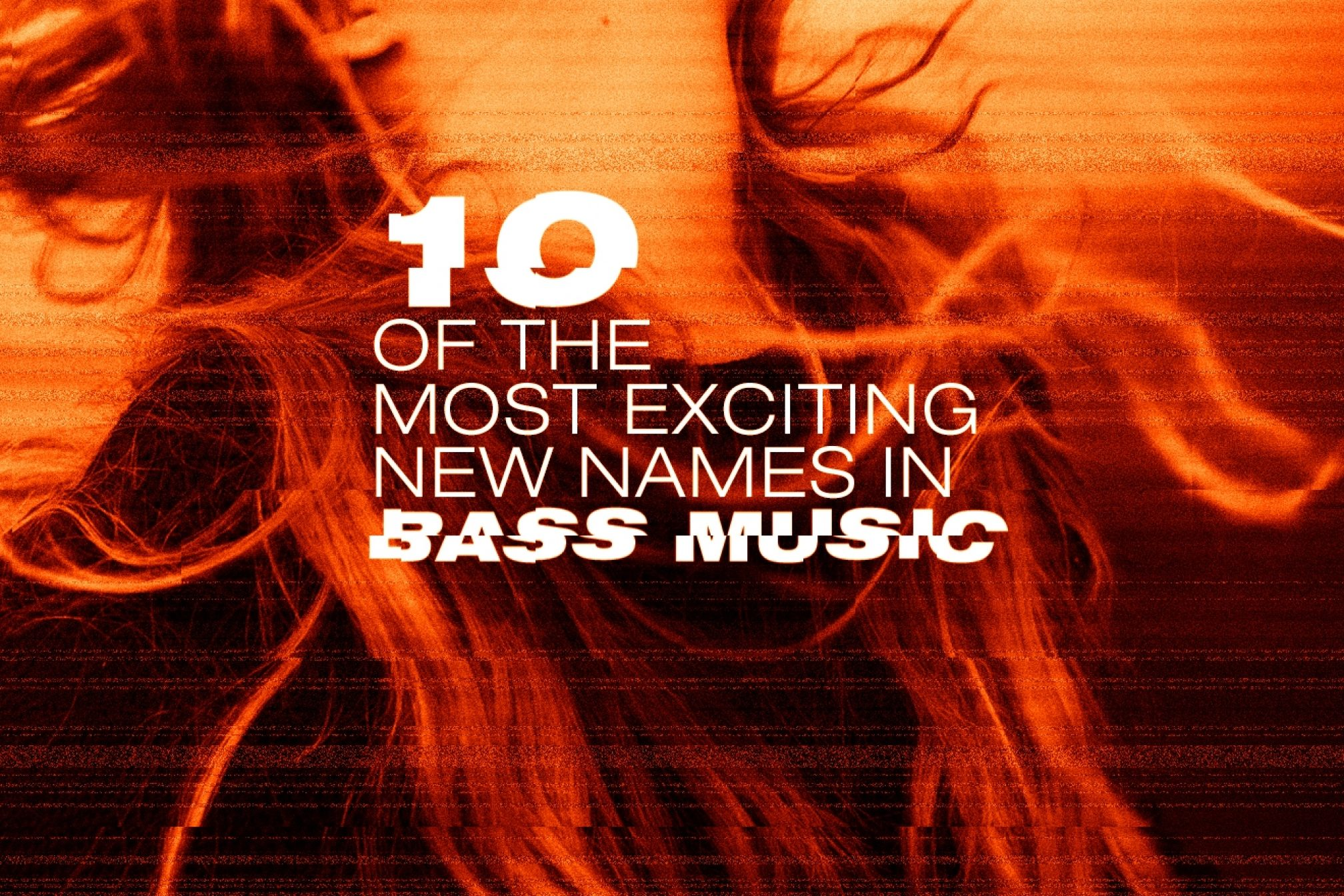 10 of the most exciting new names in bass music - Lists - Mixmag
