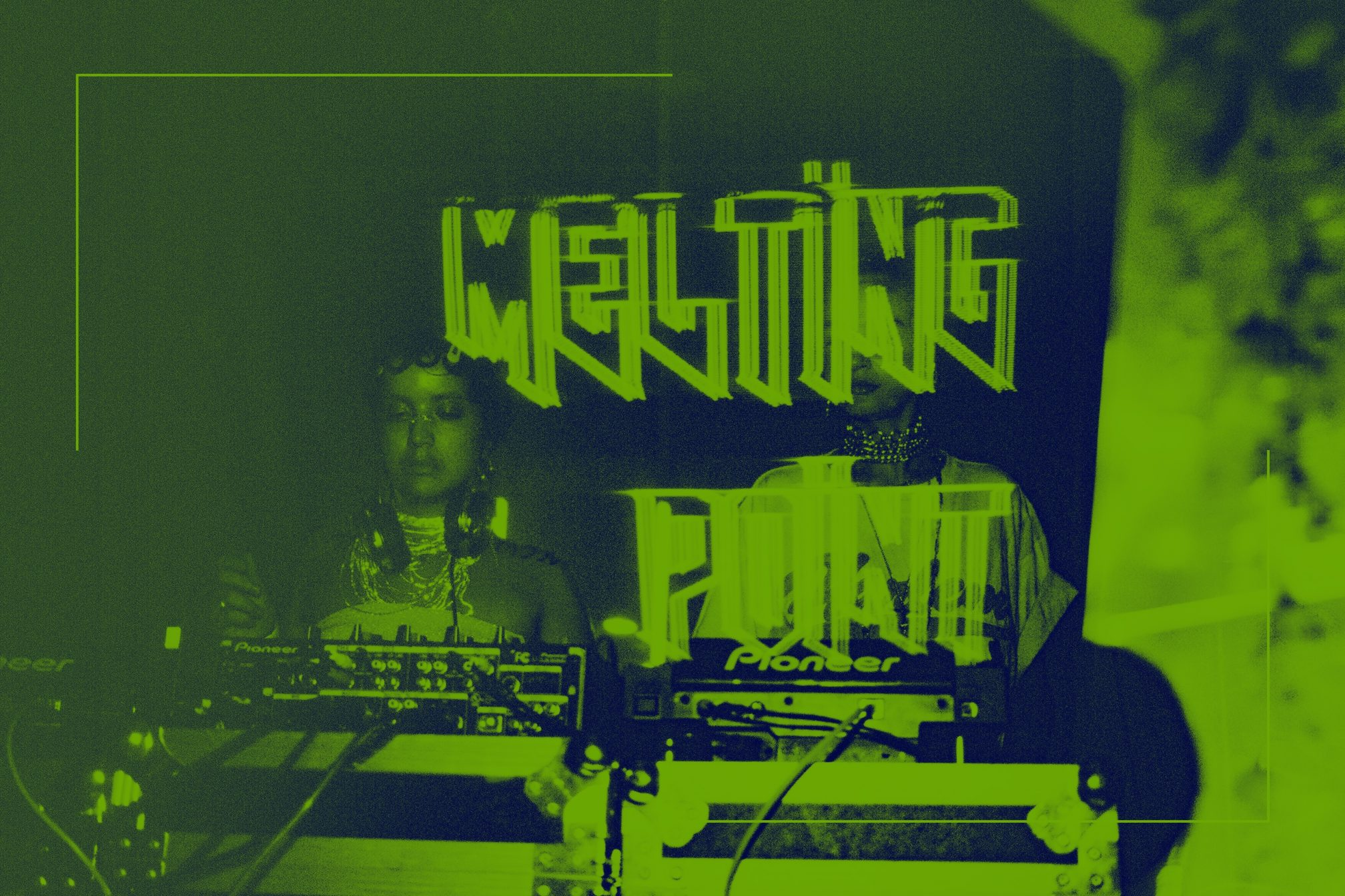 Melting Point is the NYC rave crew supporting immigrant