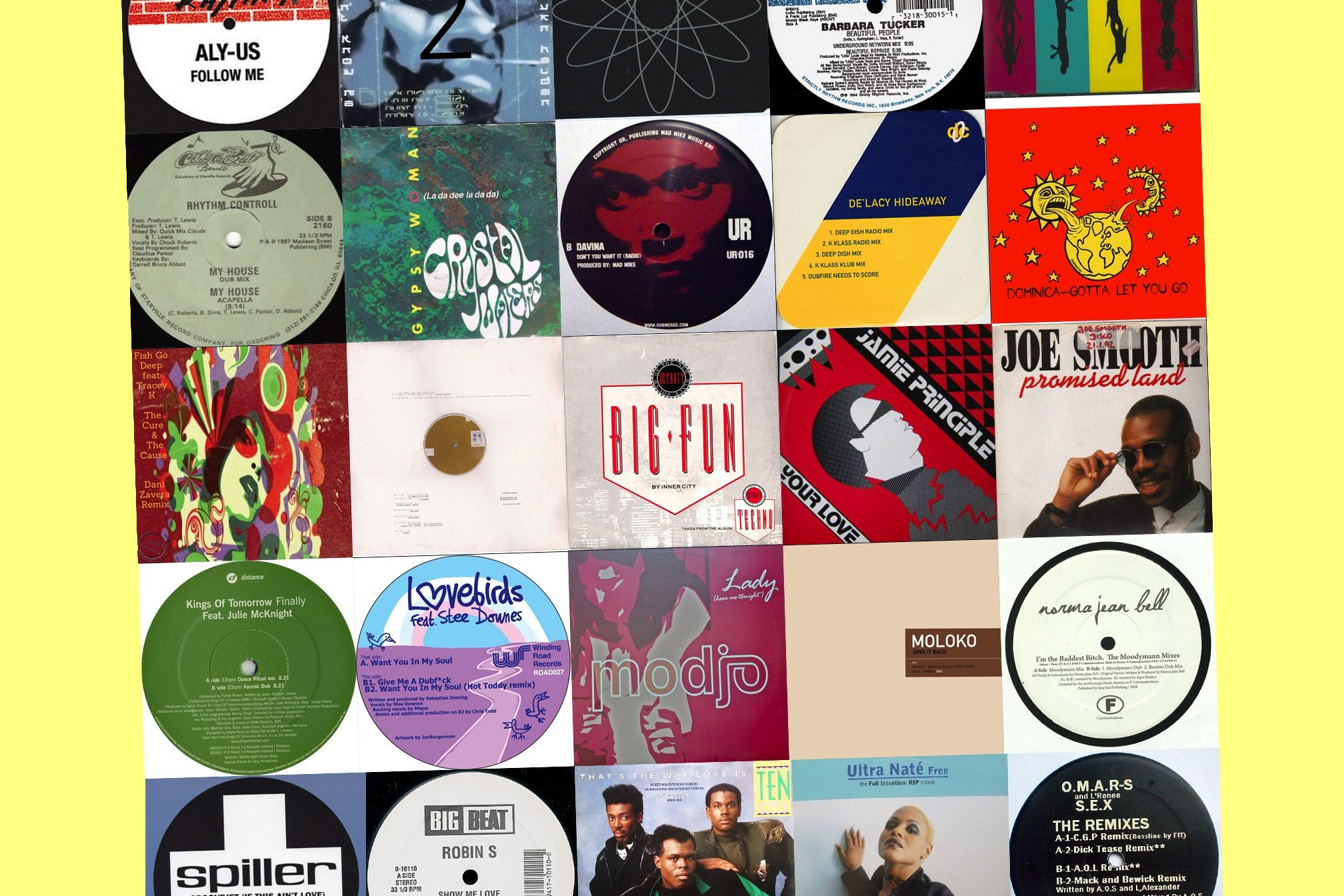 e110b2a9fd91 The 30 best vocal house anthems ever - Lists - Mixmag
