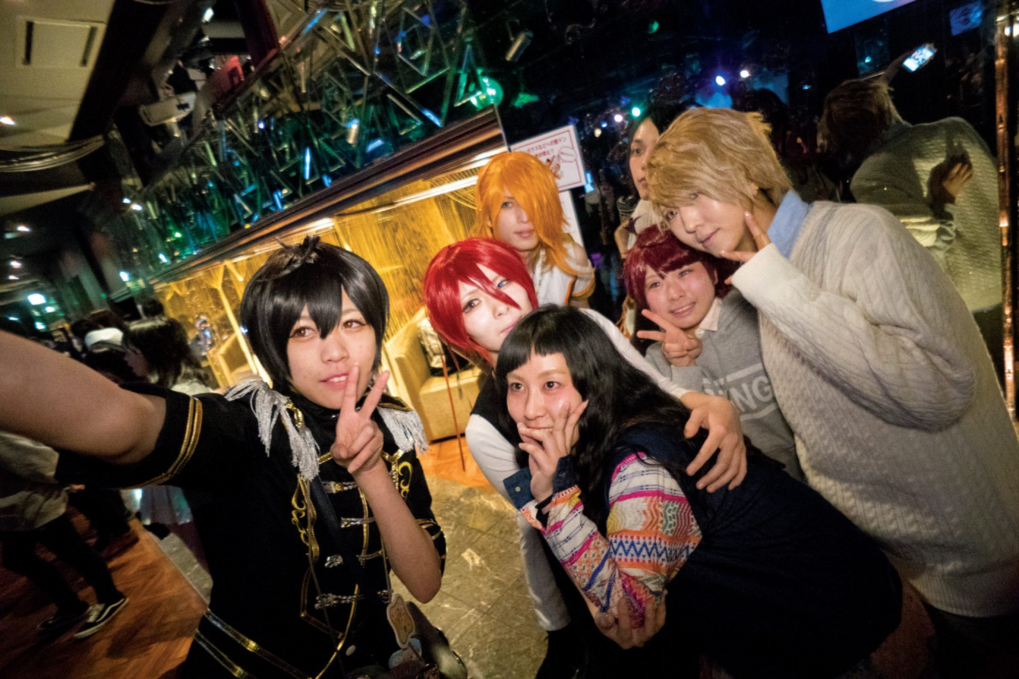 Japan's anime club scene is about more than just cosplay and