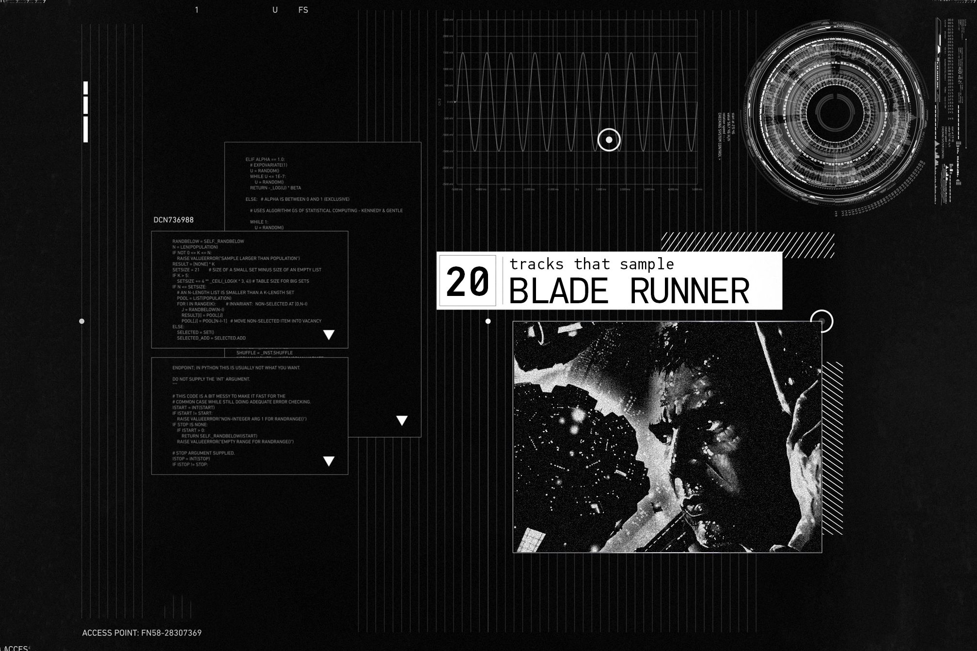 20 of the best tracks that sample Blade Runner - Lists - Mixmag