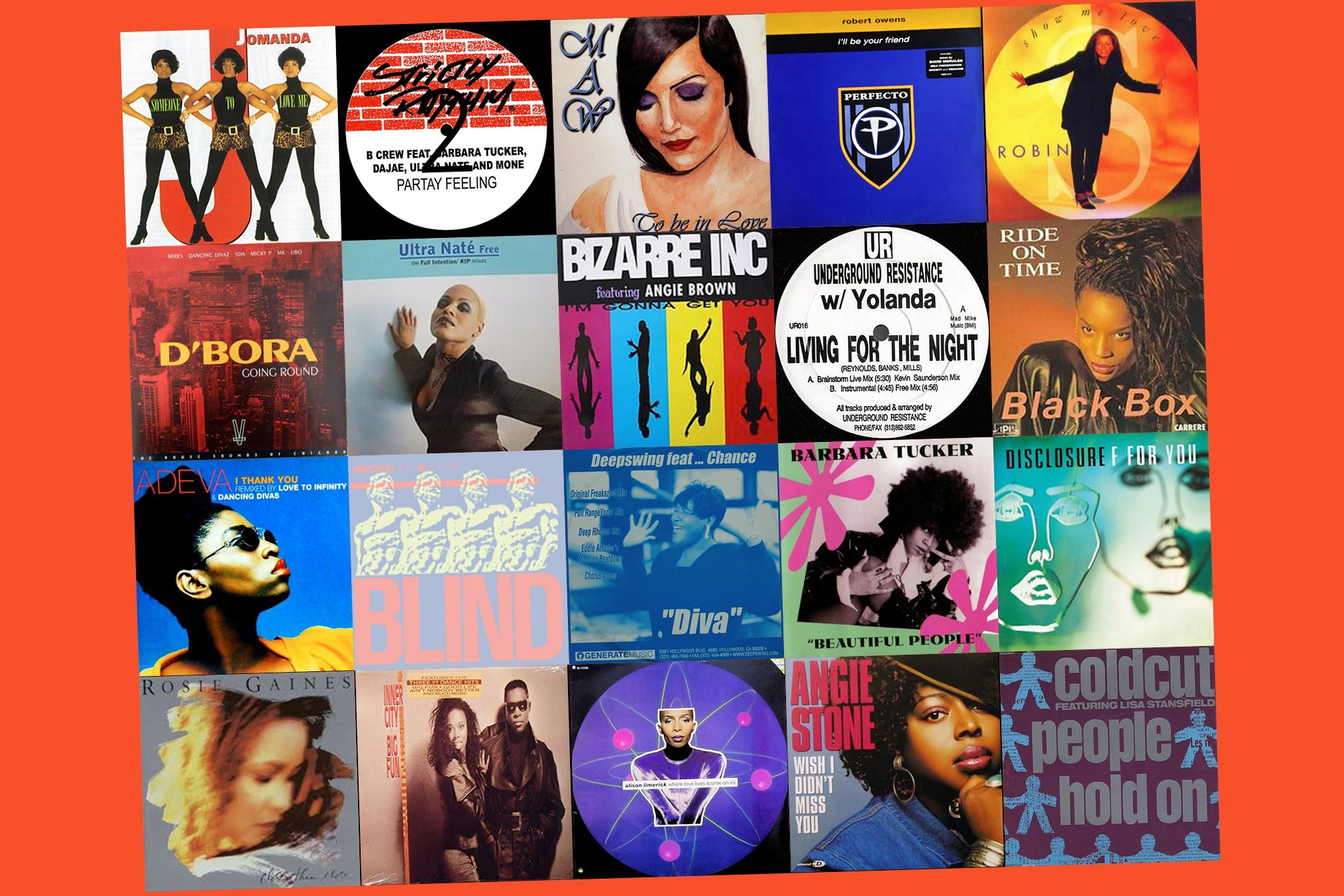 The 20 best diva house tracks - Lists - Mixmag