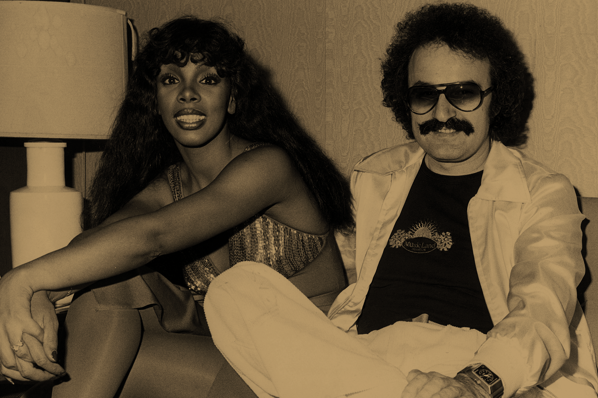 I Feel Love Donna Summer And Giorgio Moroder Created The