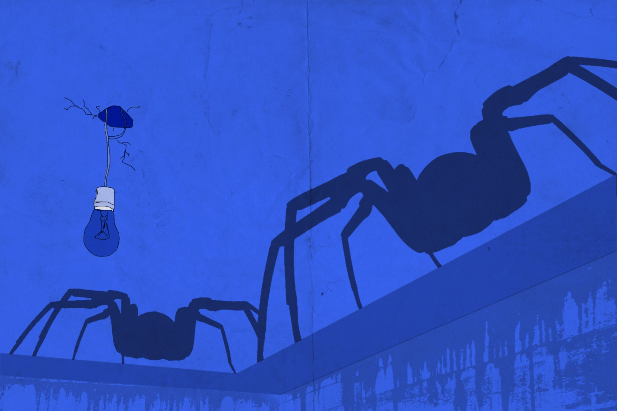Spiders on the ceiling: What is sleep paralysis and how can