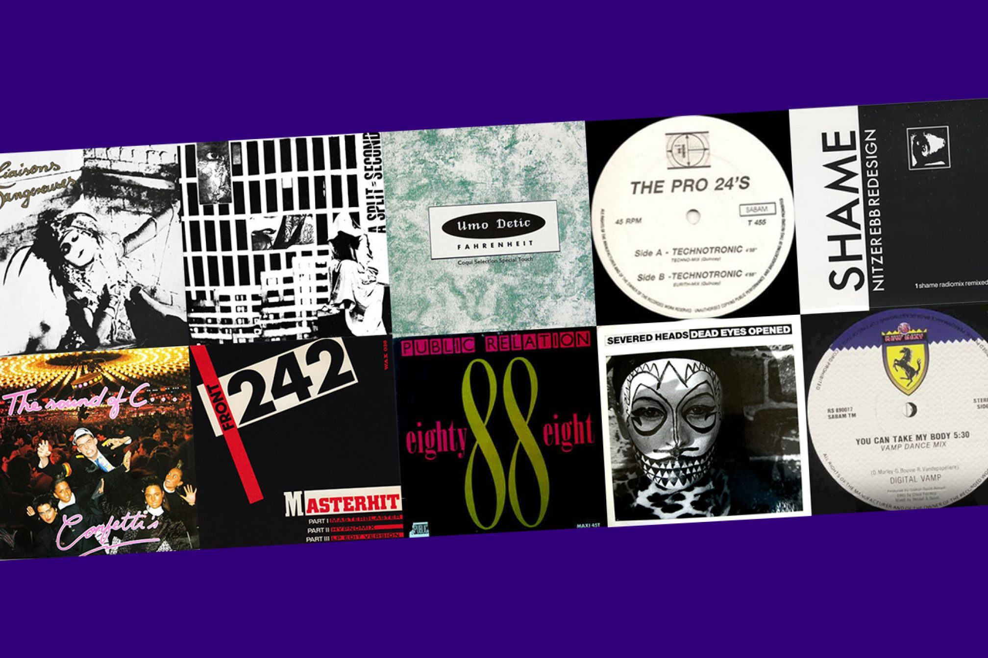 The 10 best pre-90s EBM & new beat tracks - Lists - Mixmag