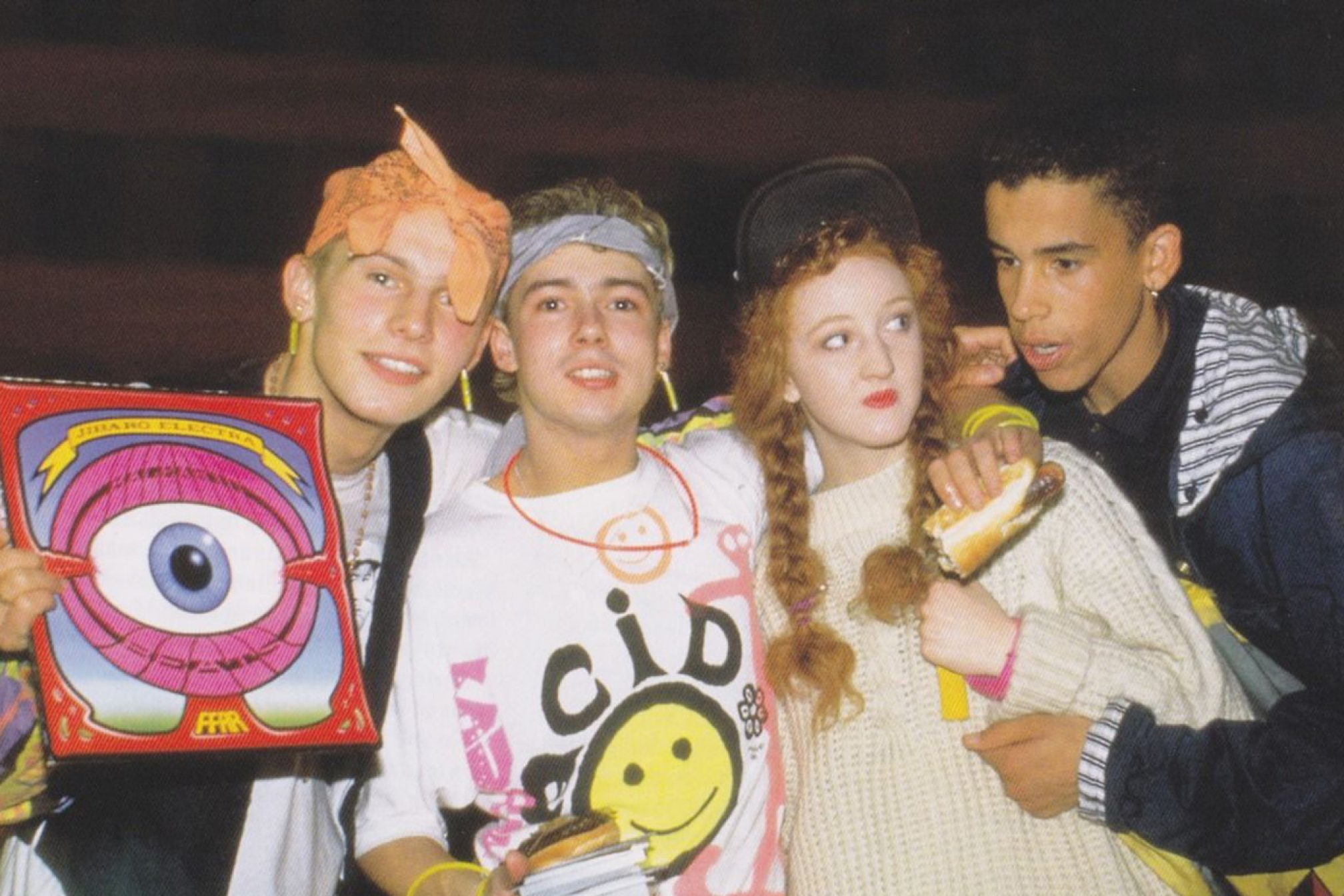 Acid House Fashion Was Outrageous And We Love It Fashion