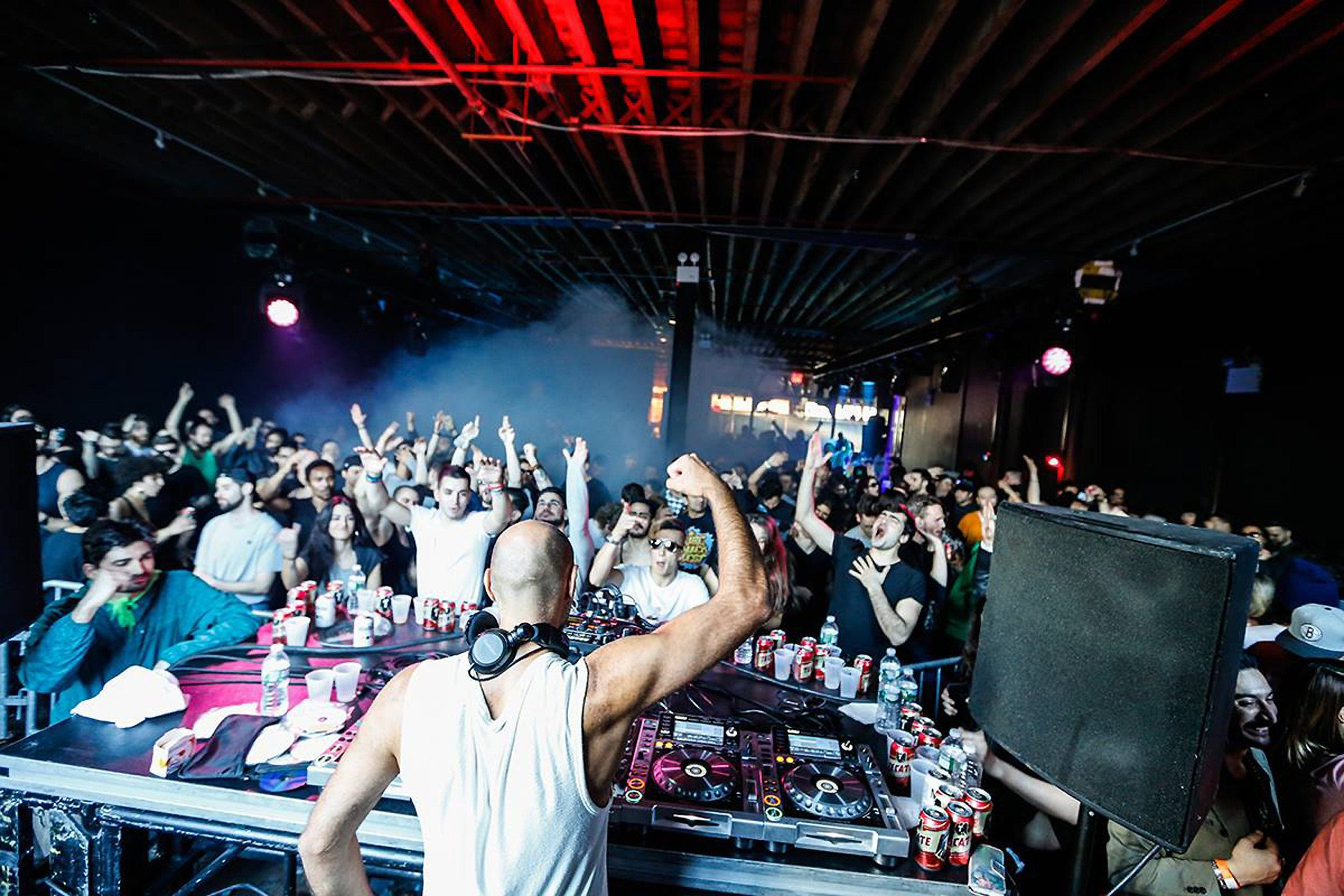 We want freedom: After-hours parties are the beating heart of New York  nightlife