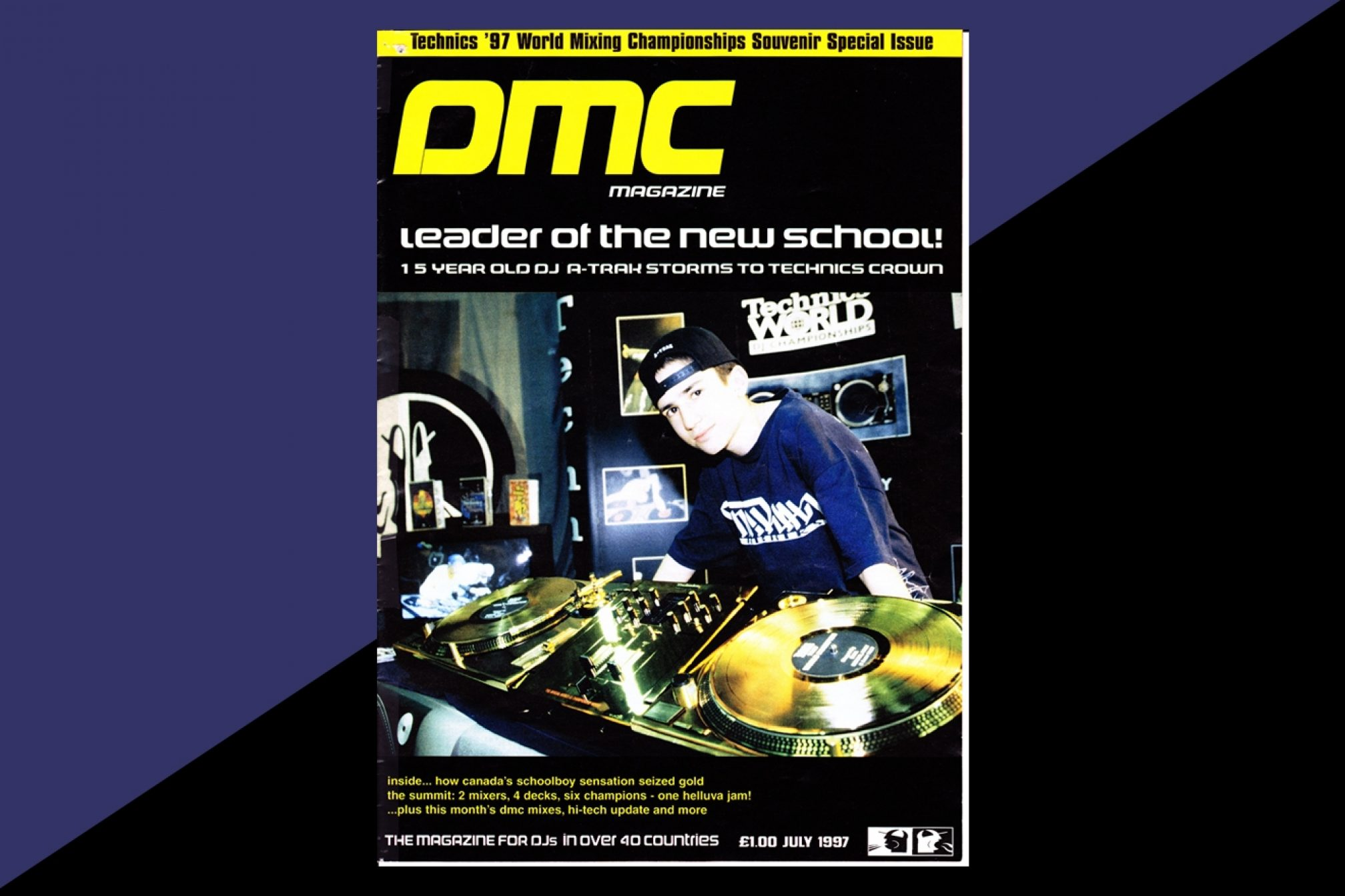 An oral history: A-Trak's journey with turntables - Comment - Mixmag