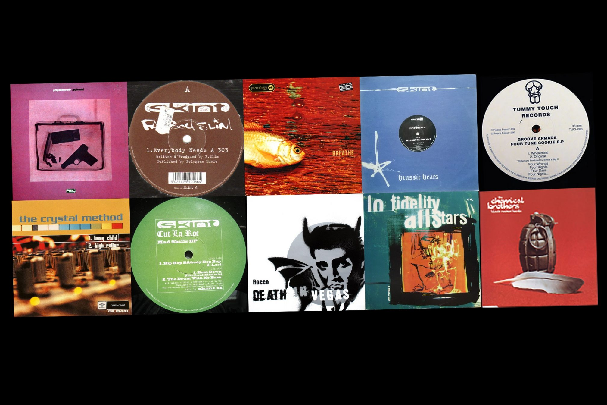 The 10 best big beat tracks released pre-'98 - Lists - Mixmag
