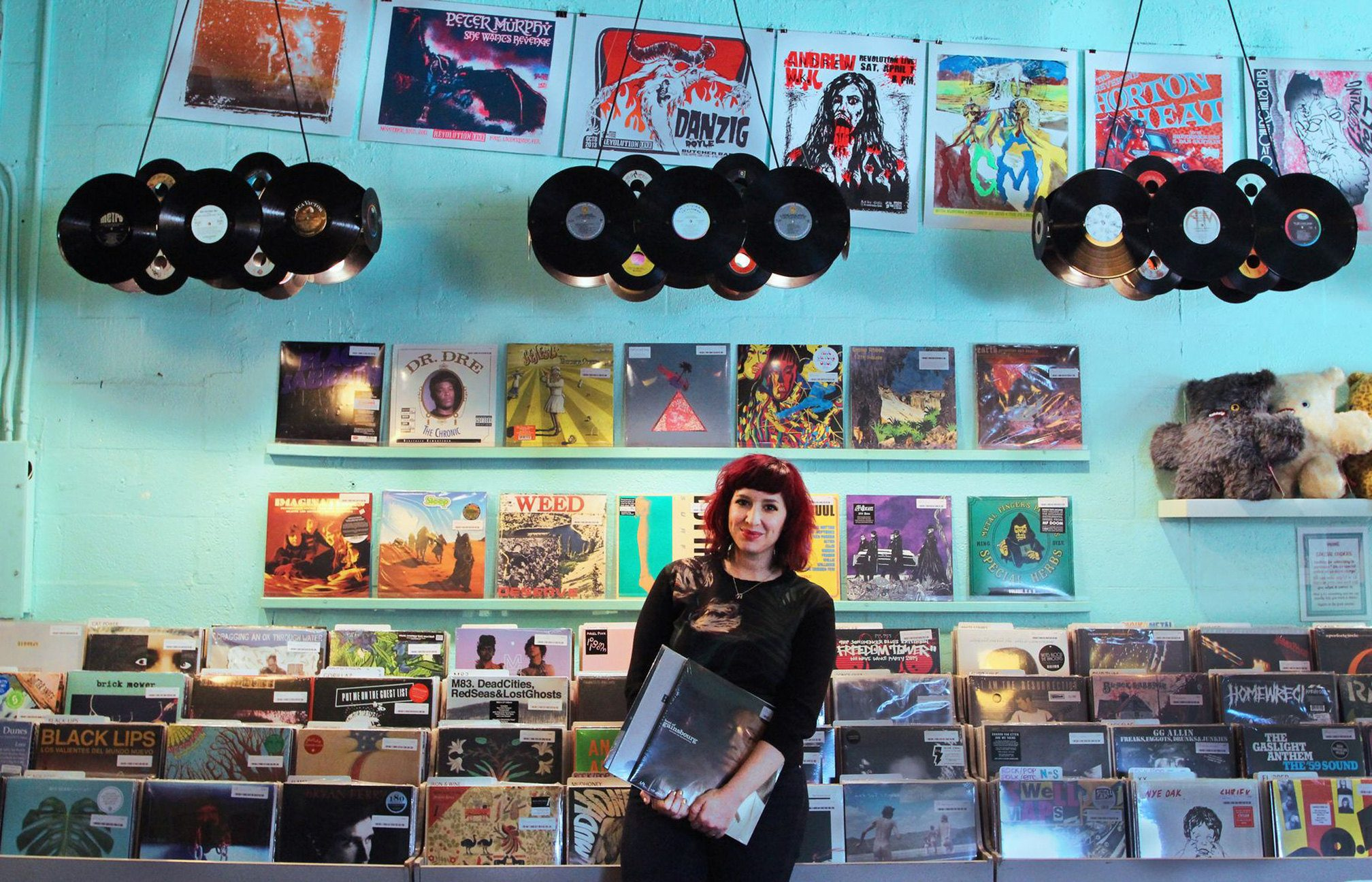 Forget High Fidelity How Women Are Reclaiming Record