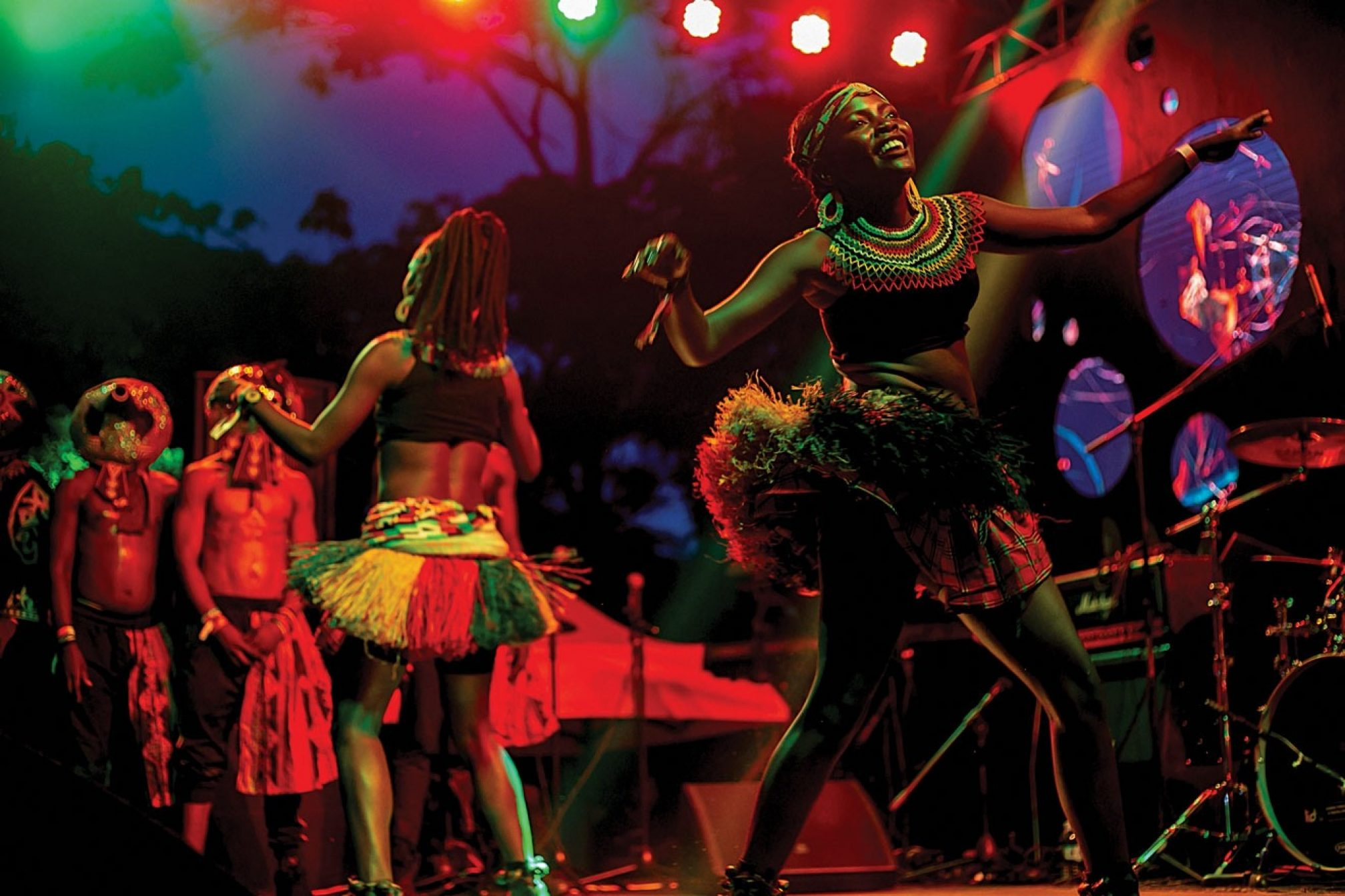 Nyege Nyege is a genuine, experimental African utopia at the source