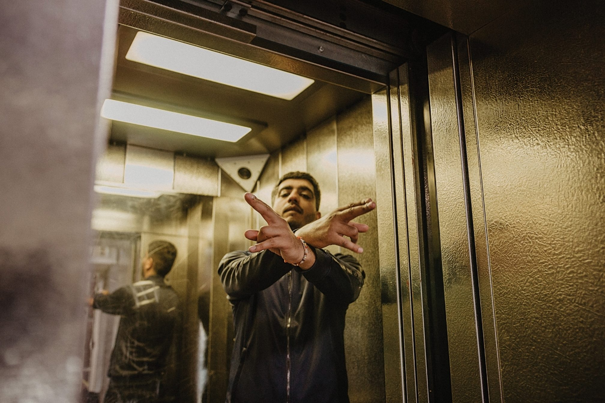 Steel Banglez is the one-man production powerhouse behind the new