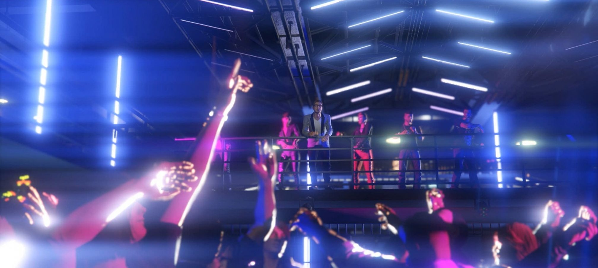 GTA After Hours is the dance music playground where you